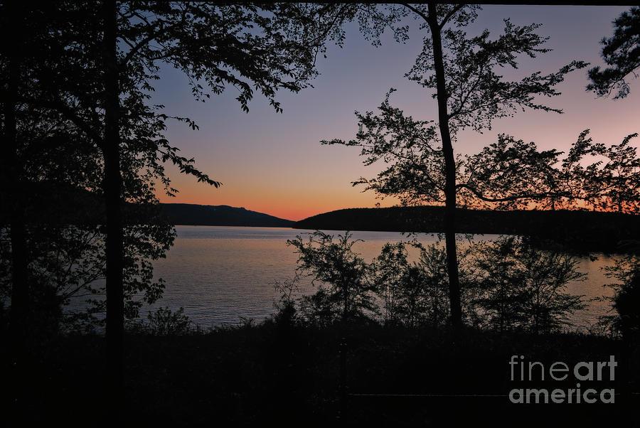 Dusk at Nickajack Lake - 2659 by Marvin Reinhart