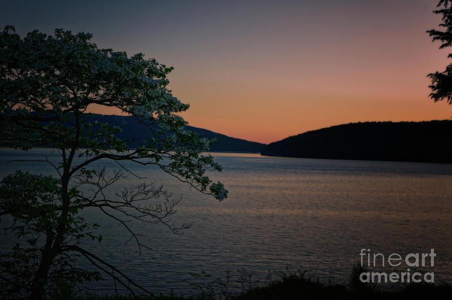 Dusk at Nickajack Lake - 2672 by Marvin Reinhart