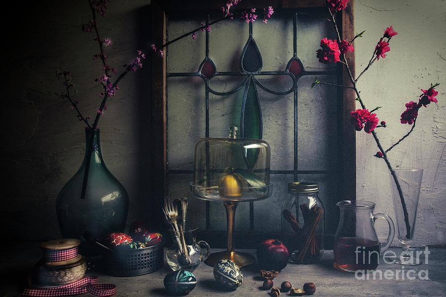 Dusk by Elena Nosyreva