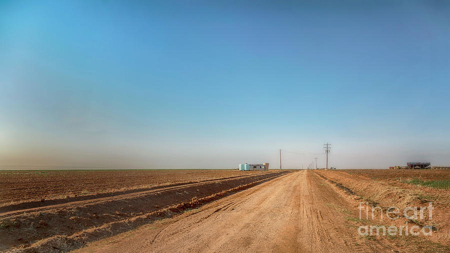 Dust on the Horizon by Natural Abstract Photography