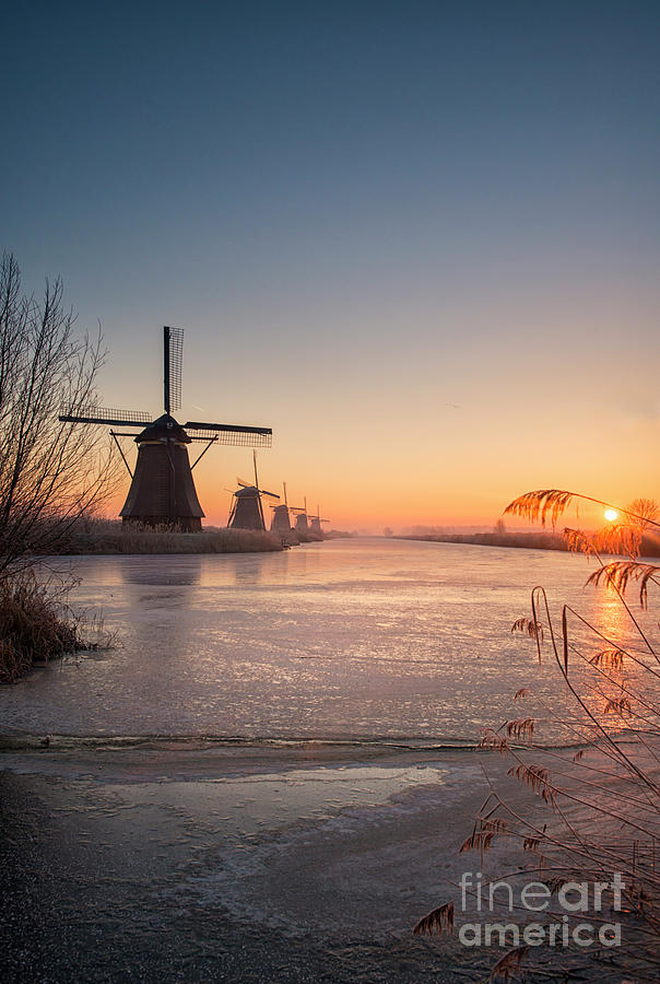 Dutch Dawn II by David Lichtneker