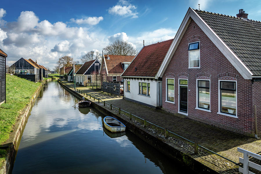 Holland Photograph - Dutch Life by Framing Places
