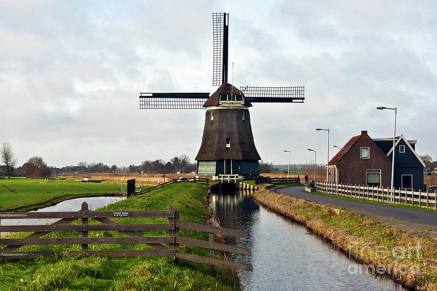 Dutch Wind Mill Sound by SILVA WISCHEROPP