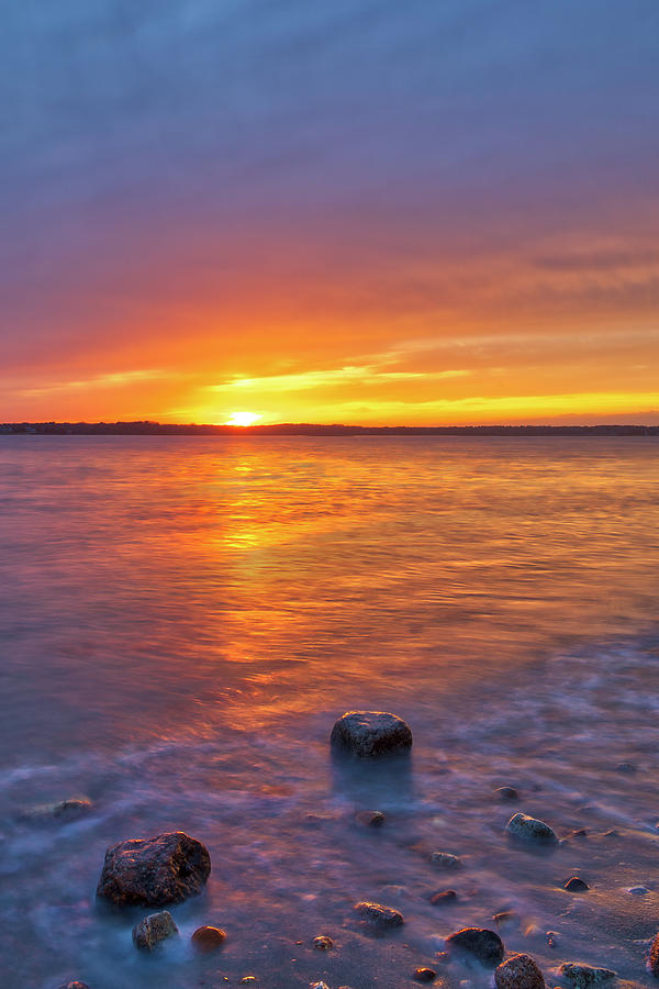 Duxbury Bay by Juergen Roth