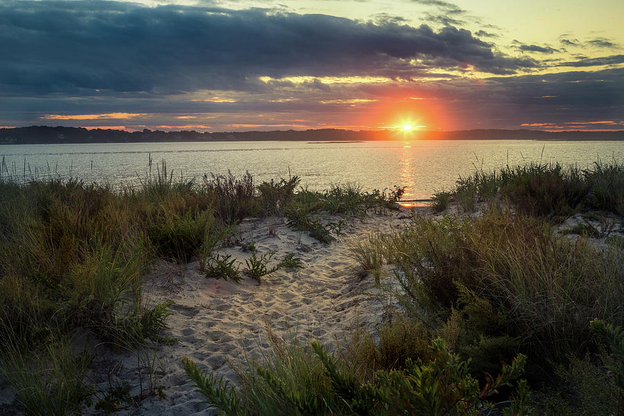 Duxbury Bay Sunset by Steven David Roberts