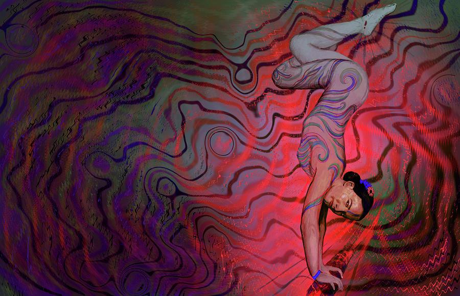 Dynamic Color2 by Jeremy Robinson