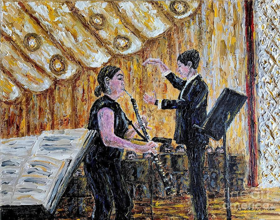 Dynamic Duo by Linda Donlin