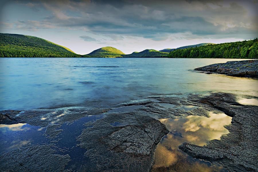 Eagle Lake Photograph by Sarah Beard Buckley