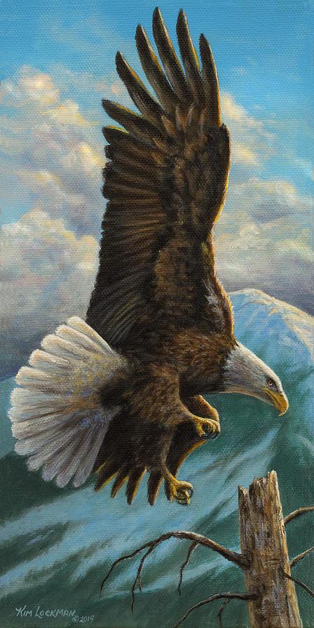 Eagles Wings by Kim Lockman