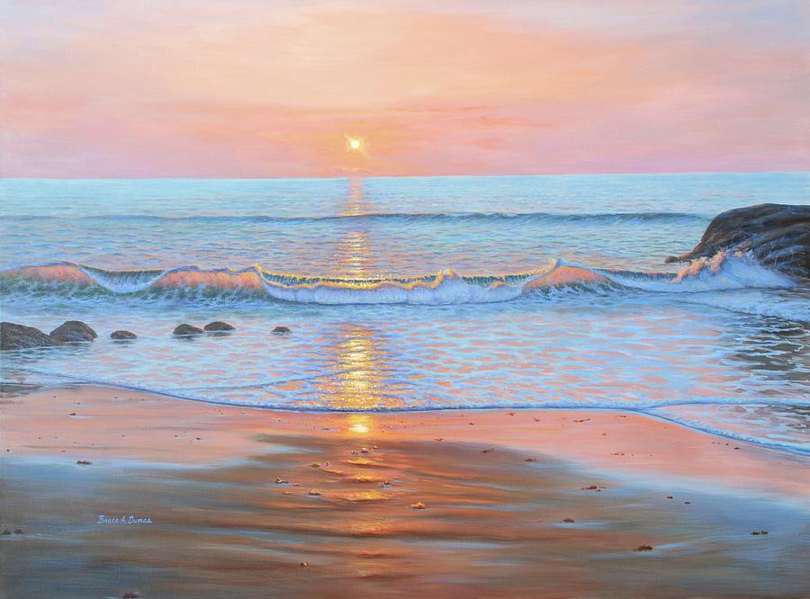 Early Breakers by Bruce Dumas