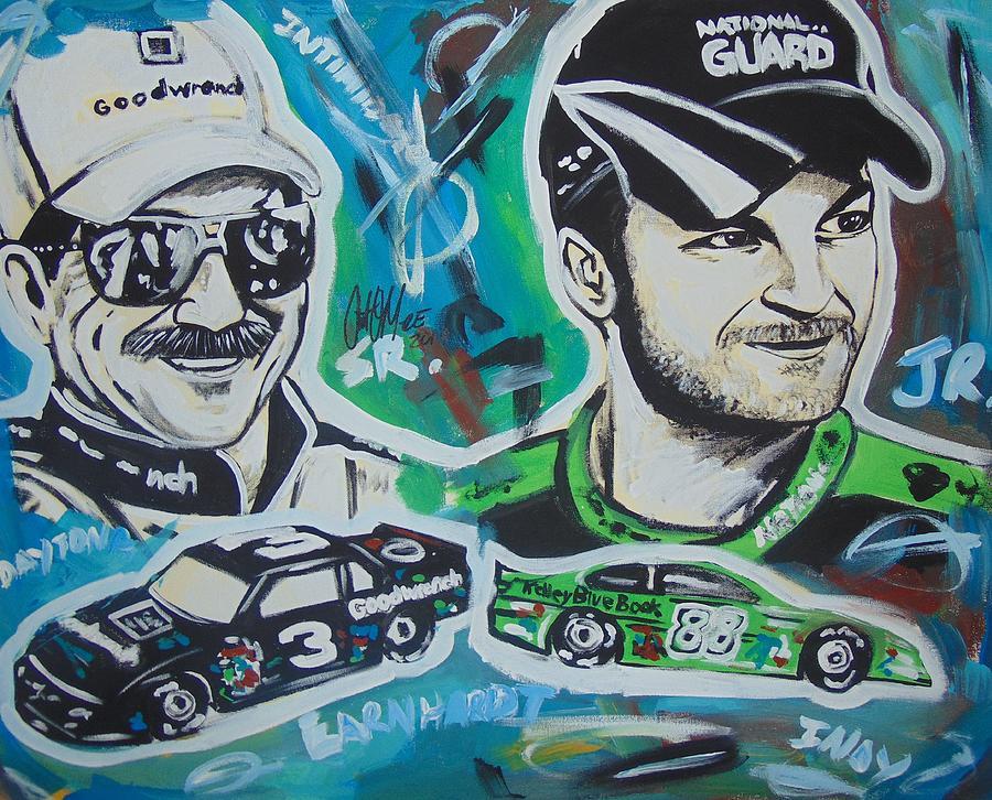 Earnhardt Legacy by Antonio Moore