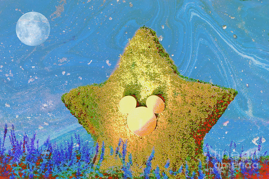 Ears To The Star Of The Cosmos by Diann Fisher