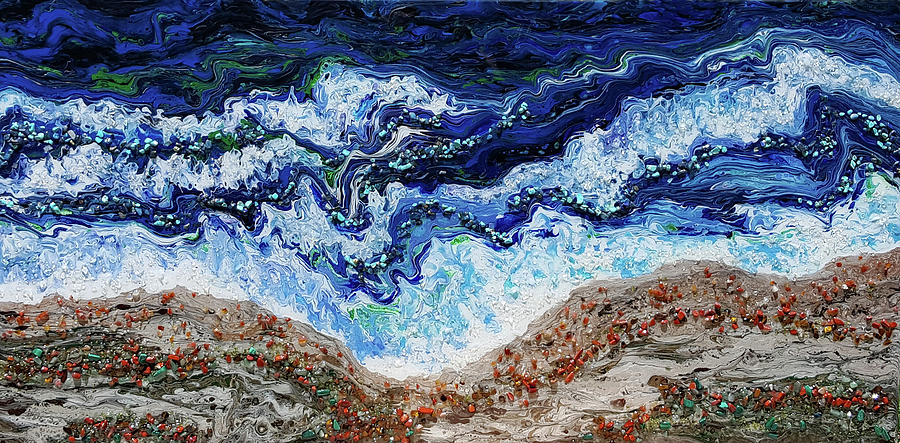 Earth Gems #19W146 by Lori Sutherland