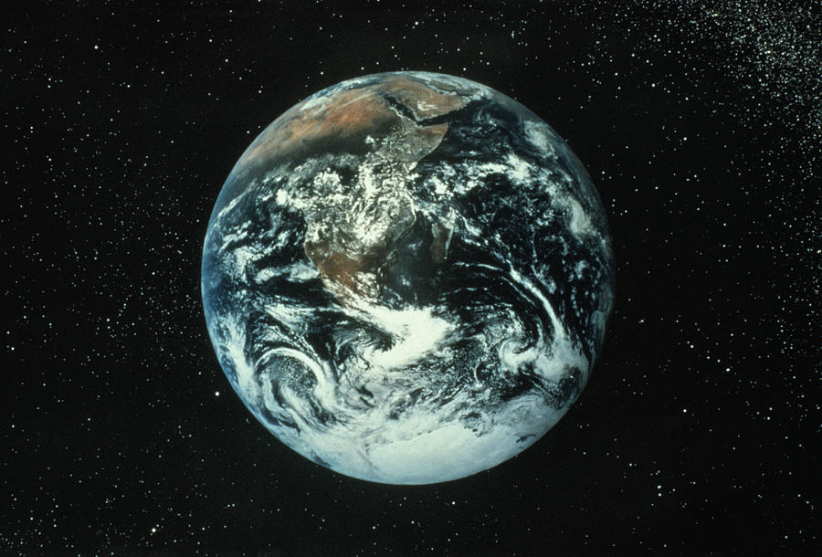 Earth Photograph by Internetwork Media