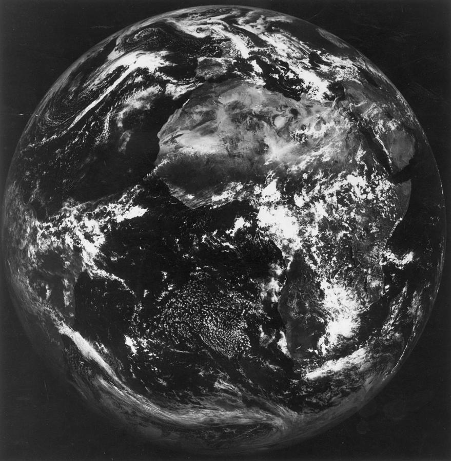 Earth Photograph by Keystone