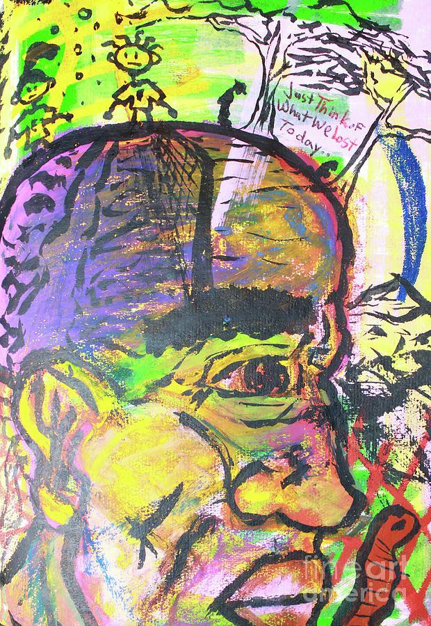 Earth Song by Odalo Wasikhongo