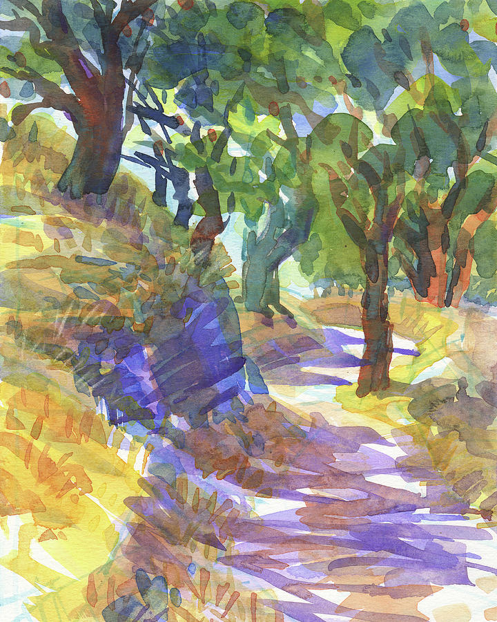 East Bay Trail by Judith Kunzle