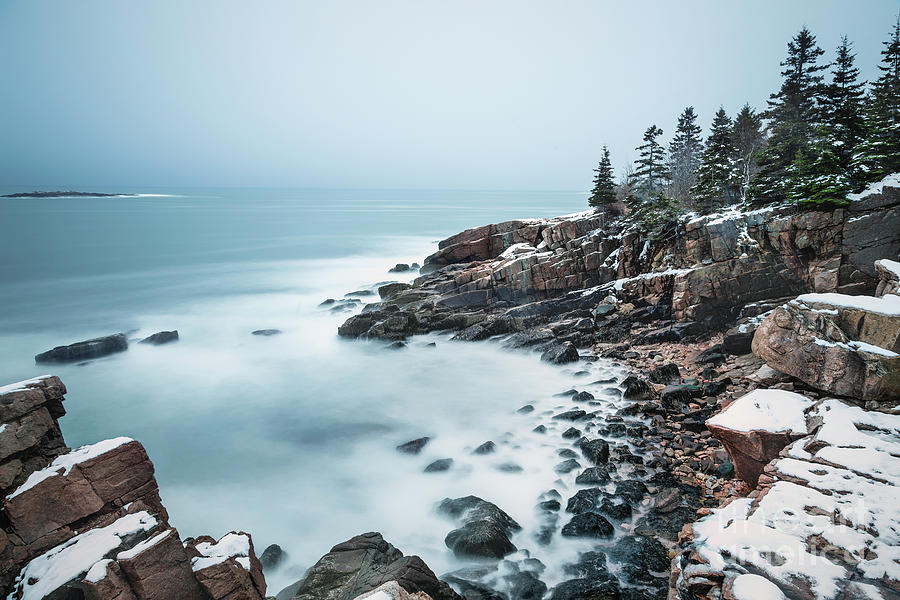 East Coast Winters Photograph