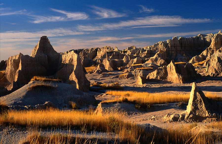 East Entrance In Badlands National Photograph by Lonely Planet