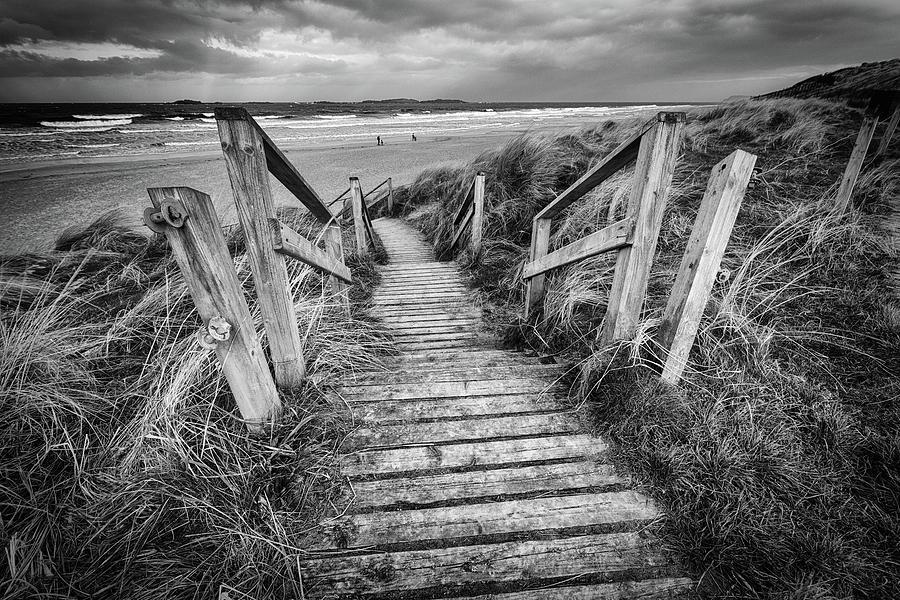 East Strand, Portrush by Nigel R Bell