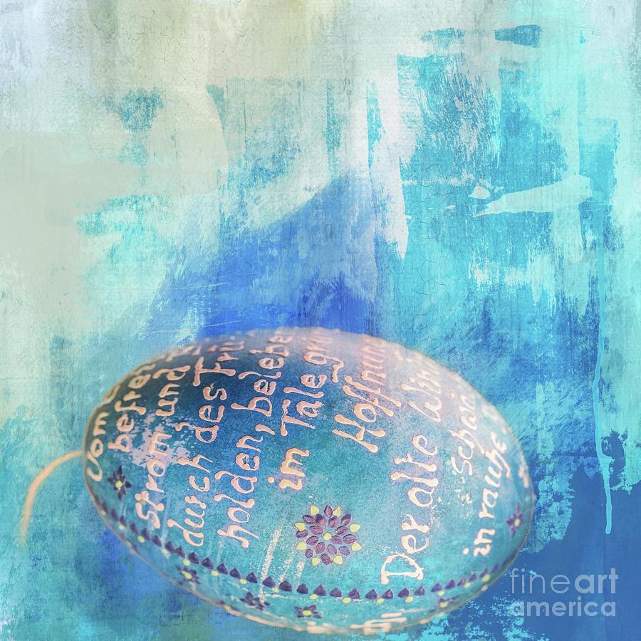 Easter Blues by Eva Lechner