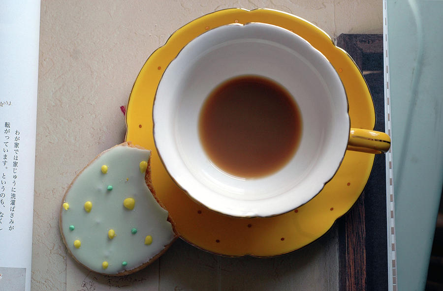 Easter Breakfast Photograph by Jennifer Causey
