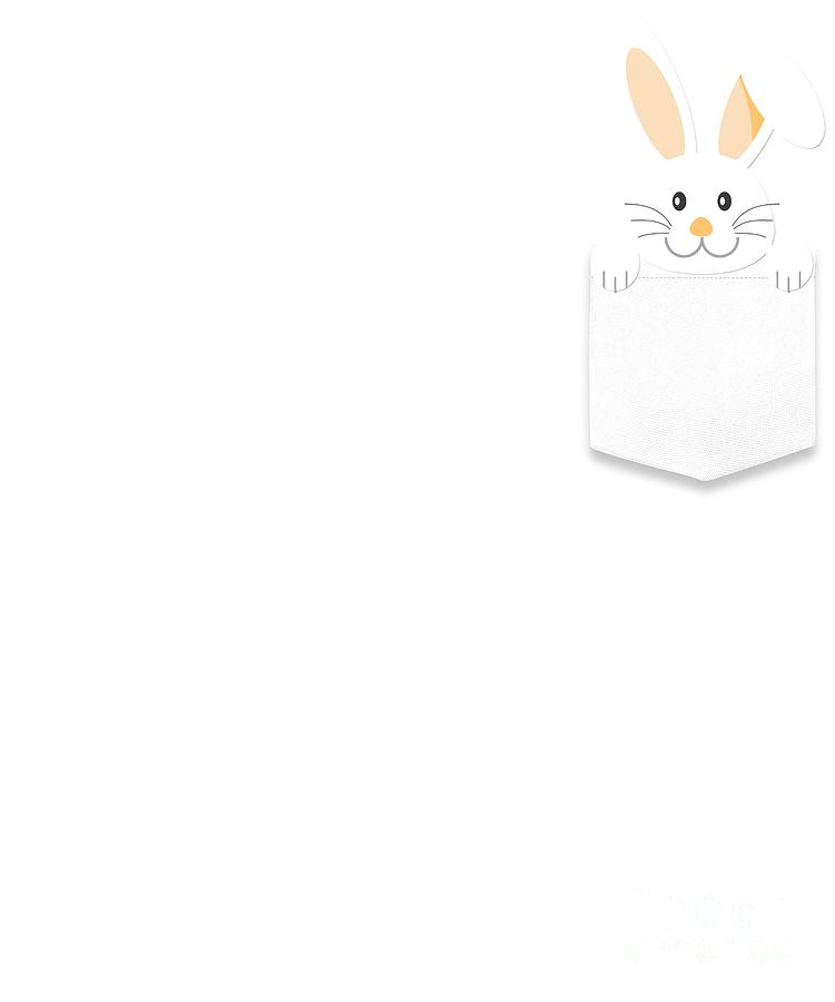 Easter Bunny Pocket by Flippin Sweet Gear