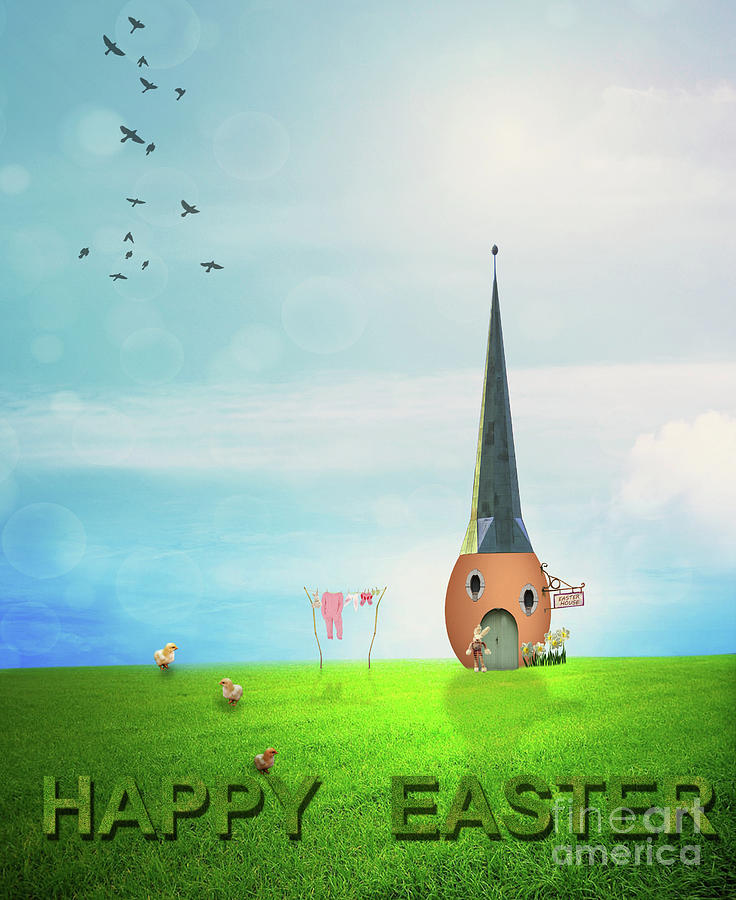 Easter House by Juli Scalzi