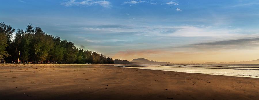 Eastern Edge Of  Malaysia Photograph by Simonlong