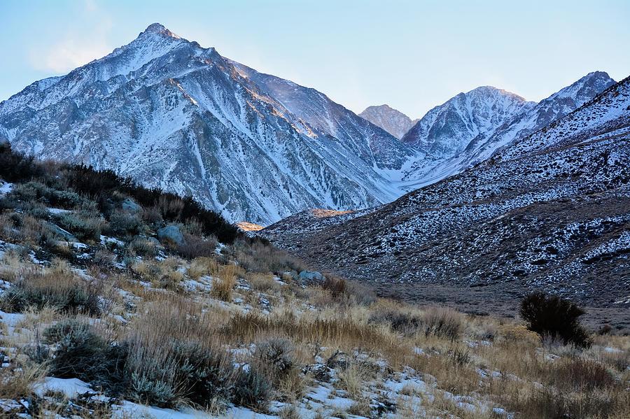 Eastern Sierra Sunset by Kyle Hanson