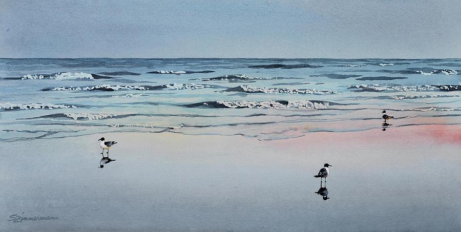Ebb Tide by Sue Zimmermann