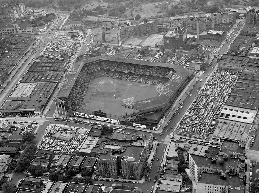 Ebbets Field- Yesterdays Focal Point Photograph by New York Daily News Archive