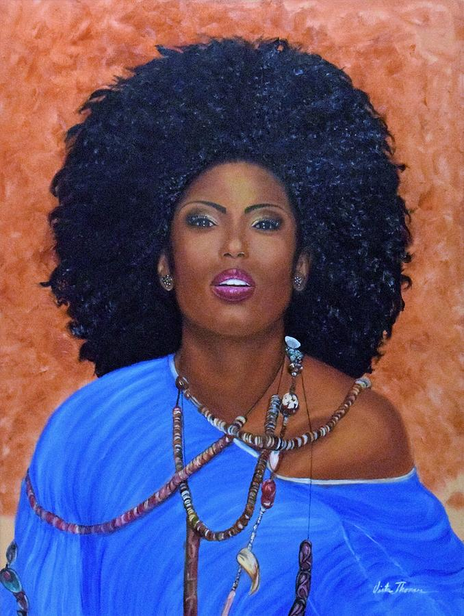 Ebony Woman pics