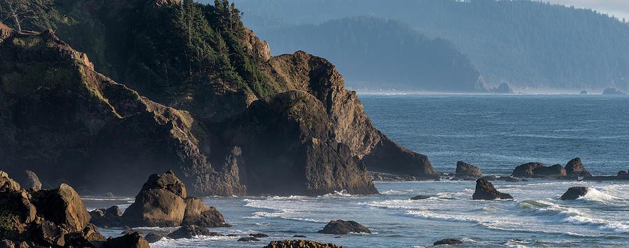 Ecola Coastline by Robert Potts