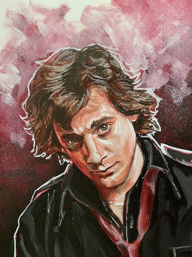 Eddie Money by Joel Tesch