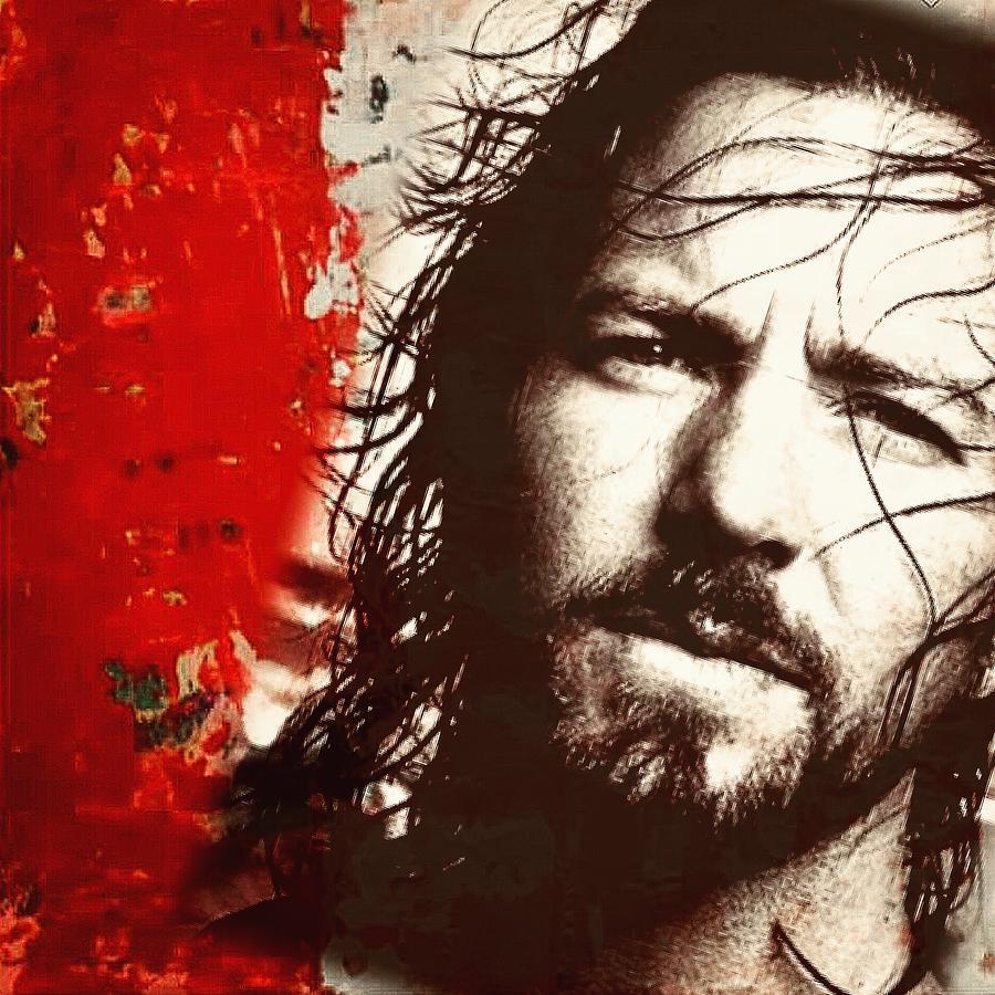 Eddie Vedder by Jayime Jean