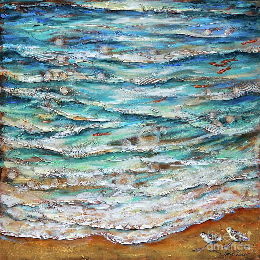 Edge of Tide by Linda Olsen