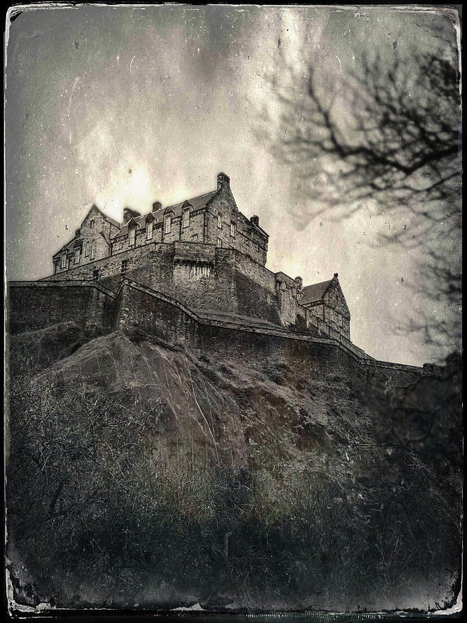 Edinburgh Castle Photograph