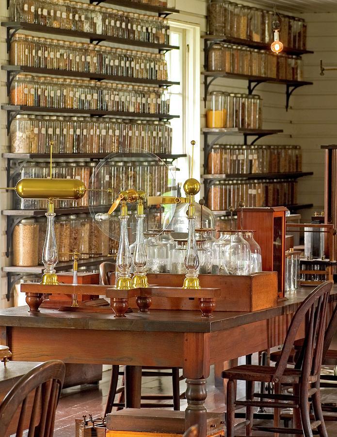 Edison's Lab by John Bates
