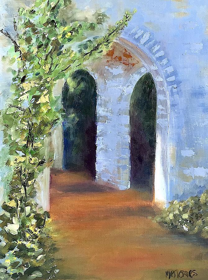 Edisto Arches by Melissa Torres