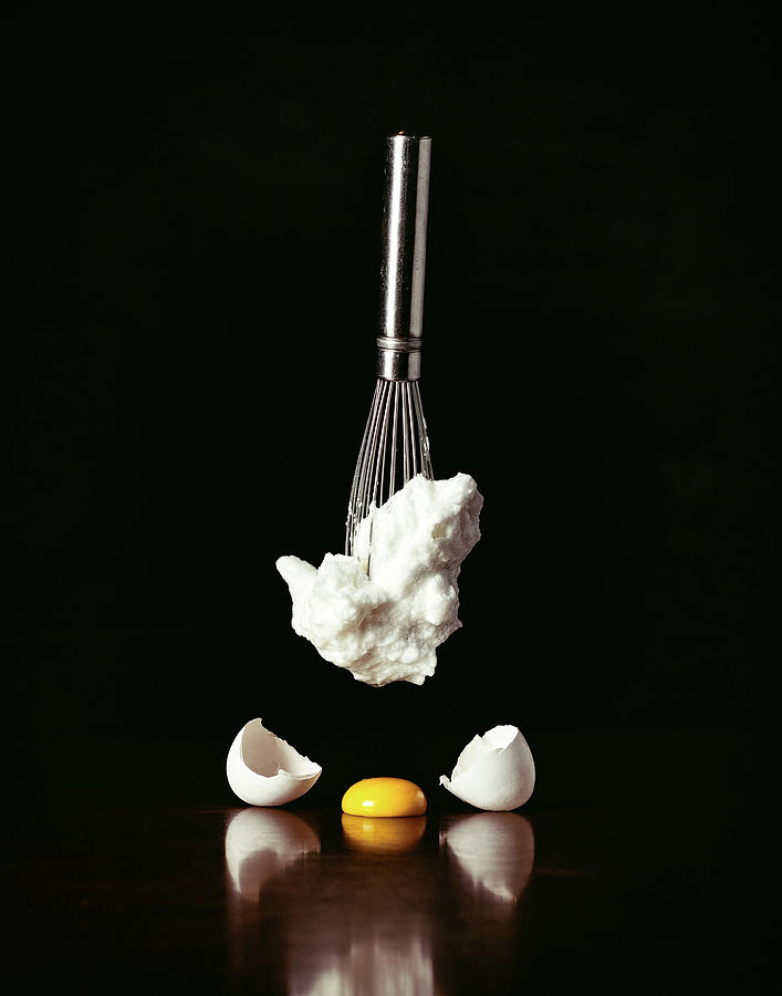 Egg Deconstructed by Jake Sorensen