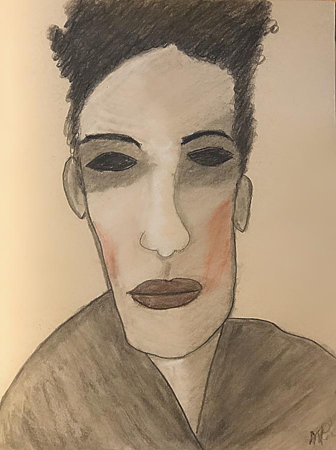 Egon Schiele, New Wave Icon by Mario MJ Perron