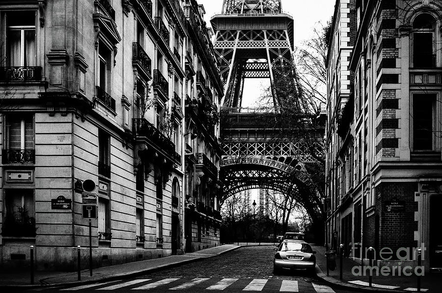 Eiffel Tower - Classic View by Miles Whittingham