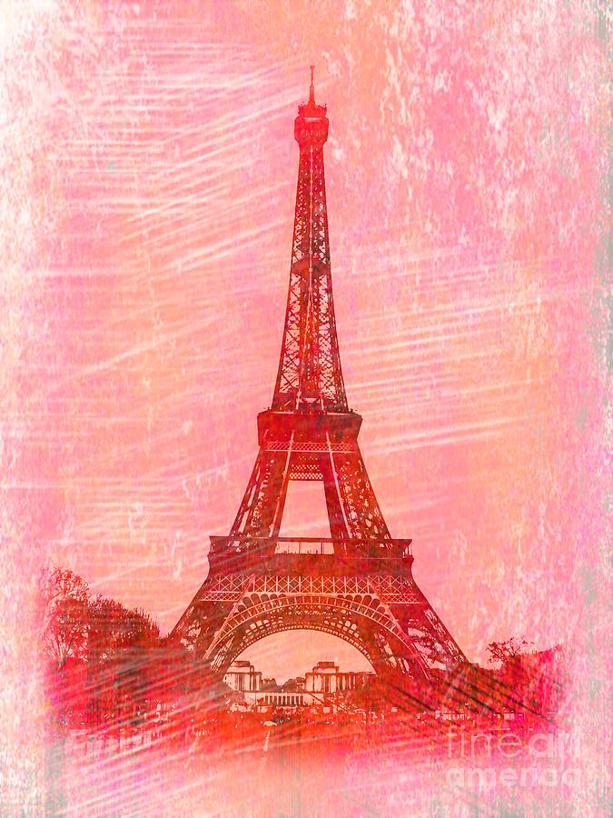 Eiffel Tower by Jurgen Huibers