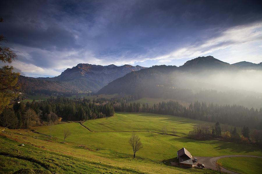 Eigenthal, Switzerland Photograph by Halbergman