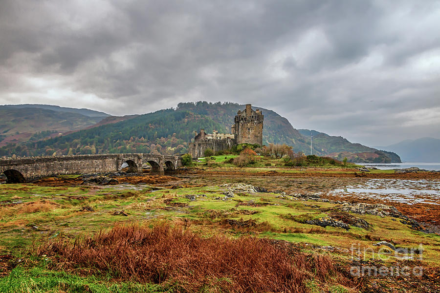Eilean Donan Castle Photograph