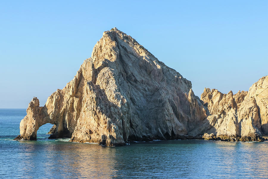 El Arco de Cabo San Lucas 1 by Dawn Richards