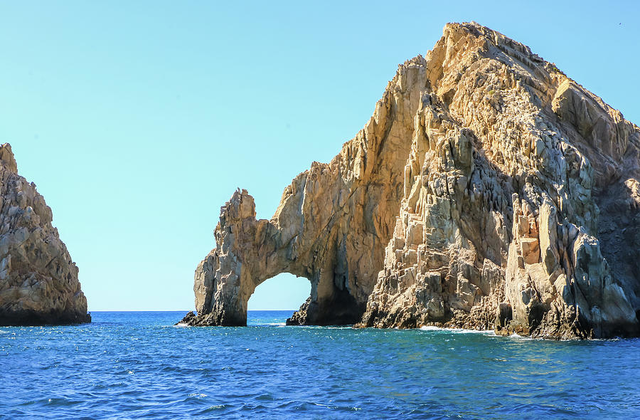 El Arco de Cabo San Lucas 3 by Dawn Richards