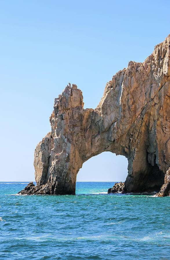 El Arco de Cabo San Lucas 5 by Dawn Richards