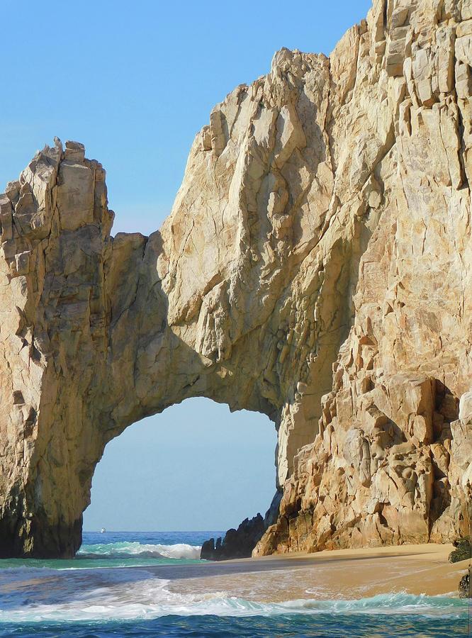 El Arco In Cabo San Lucas Photograph